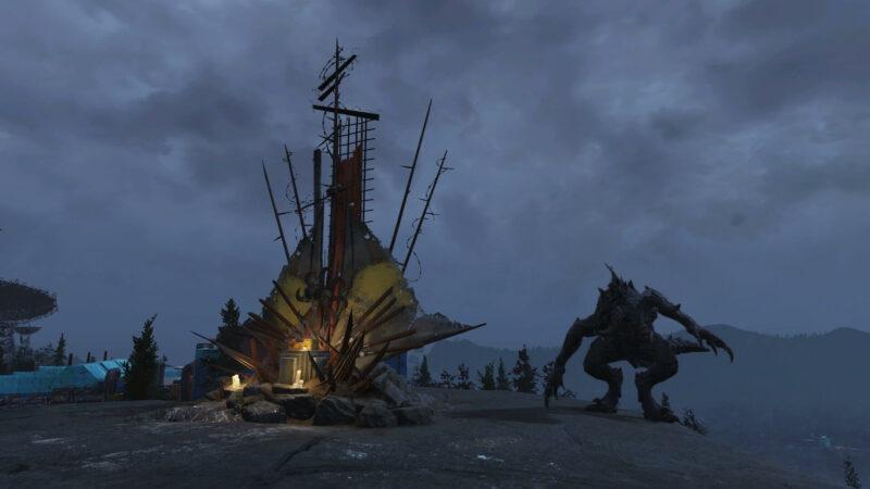 Fallout 76 - S.C.O.R.E-Guide - Todeskralle