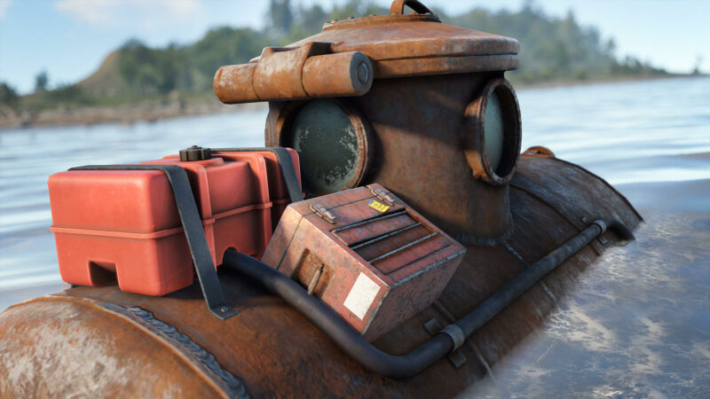 Rust September 2021 Update - U-Boot Lager