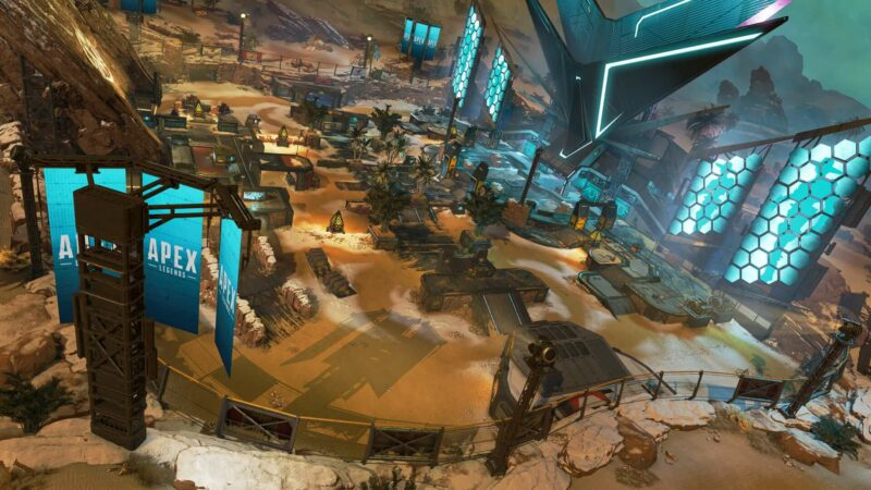 Apex Legends - Arena Map: Encore