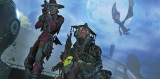 Apex Legends Monsters Within Halloween Event