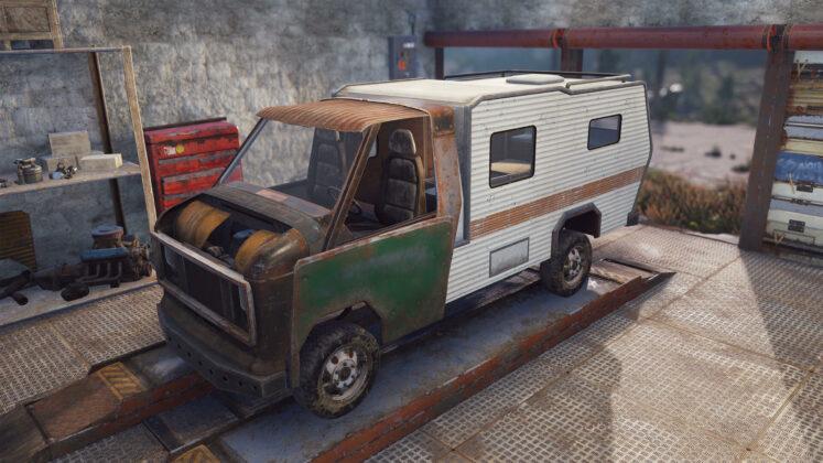 Rust - Missions & QOL-Update - Camper-Modul 01